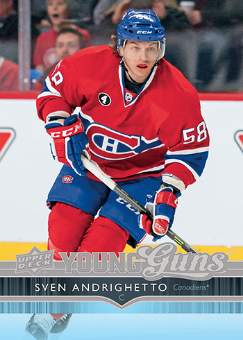 2014-15-NHL-Upper-Deck-Series-Two-Young-Guns-Sven-Andrighetto