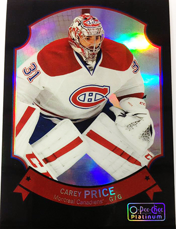 2014-15-NHL-O-Pee-Chee-Platinum-Black-Parallel-Carey-Price