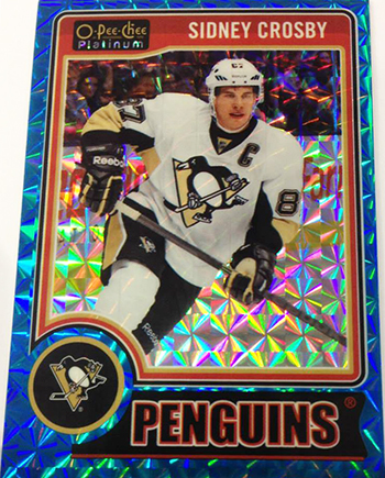2014-15-NHL-O-Pee-Chee-Platinum-Blue-Cubes-Parallel-Sidney-Crosby