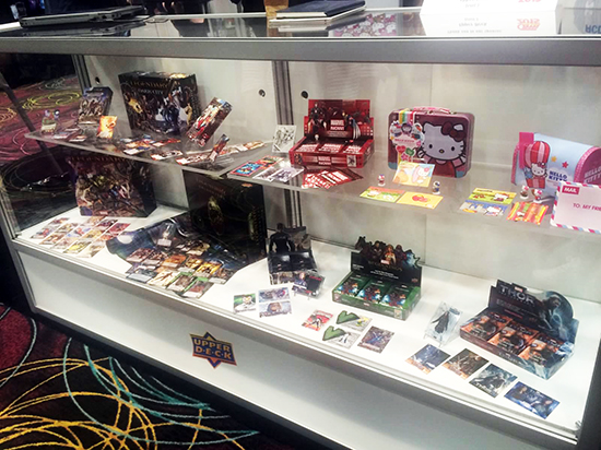 2015-Upper-Deck-Entertainment-GAMA-Trade-Show-Display