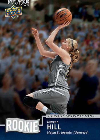 2015-Upper-Deck-Lauren-Hill-Heroic-Inspirations-Rookie-Card-Front