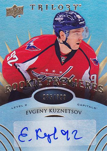 2014-15-NHL-Rookie-Collect-Russian-Evgeny-Kuznetsov-Triloty