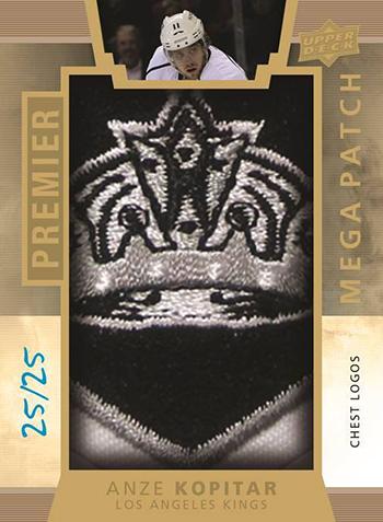 2014-15-NHL-UD-Premier-Mega-Patch-Anze-Kopitar