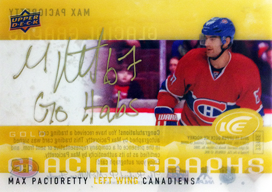 2014-15-NHL-Upper-Deck-Ice-Glacial-Graphs-Max-Pacioretty