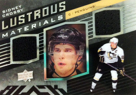 2014-15-NHL-Upper-Deck-Ice-Lustrous-Materials-Sidney-Crosby