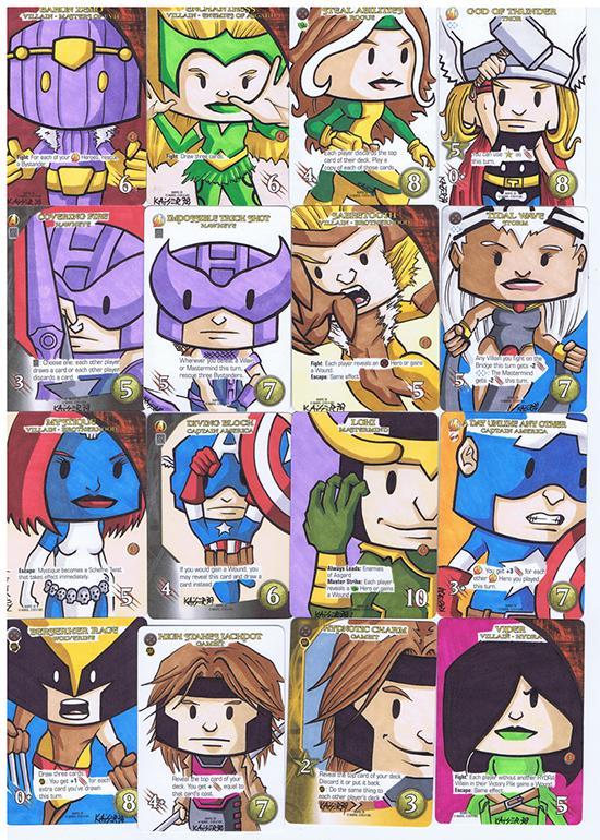 2015-Upper-Deck-Marvel-3D-Legendary-Sketch-Card-Bryan-Tillman