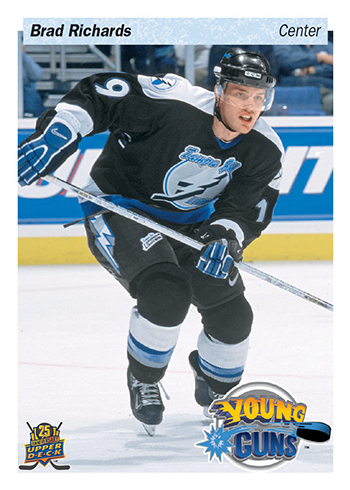 2015-Upper-Deck-Spring-Expo-25th-Anniversary-Tribute-Young-Guns-Brad-Richards
