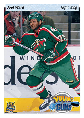 2015-Upper-Deck-Spring-Expo-25th-Anniversary-Tribute-Young-Guns-Joel-Ward