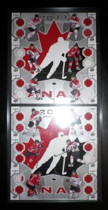 Black-Diamond-Hockey-NHL-Jersey-Puzzle-Cards-Team-Canada