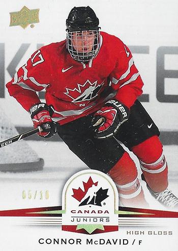 Connor-McDavid-2014-15-Upper-Deck-Team-Canada-High-Gloss