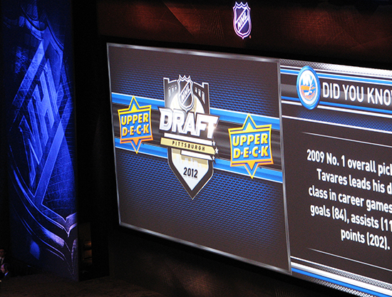 NHL-Draft-Pittsburgh-Floor-Arena-UD-Jumbotron