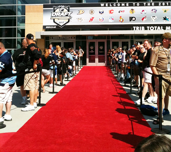 NHL-Draft-Pittsburgh-Upper-Deck-Red-Carpet