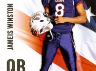 Collect USA Football Cards of Top NFL Draft Picks from Upper Deck!