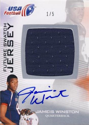 USA-Football-NFL-Draft-2012-Upper-Deck-Jameis-Winston-Prospect-Autograph-Jersey-Card