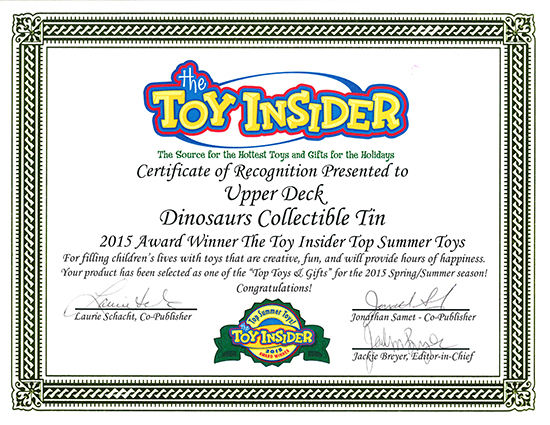toy-insider-award-upper-deck-dinosaurs