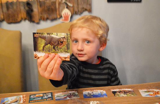 upper deck dinosaurs trading cards kids boy son hobby tyrannosaurus rex