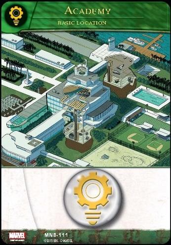 Academy-Location