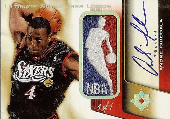 Golden-State-Warriors-NBA-Champions-andre-iguodala-nba-logo-patch-autograph-ultimate