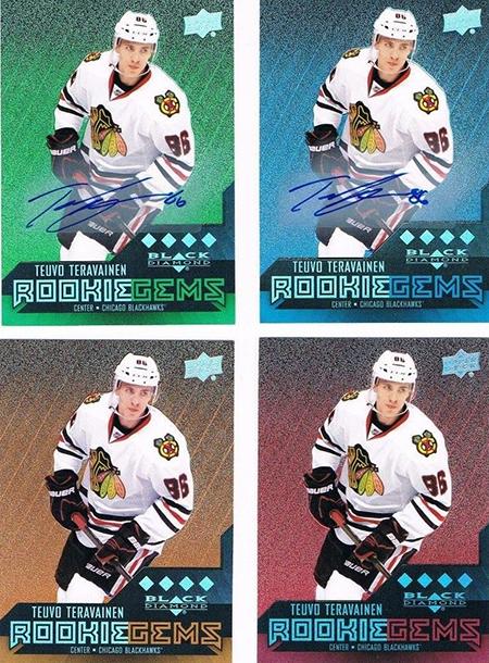 chicago-blackhawks-teuvo-teravainen-rookie-14-15-upper-deck-black-diamond-cards