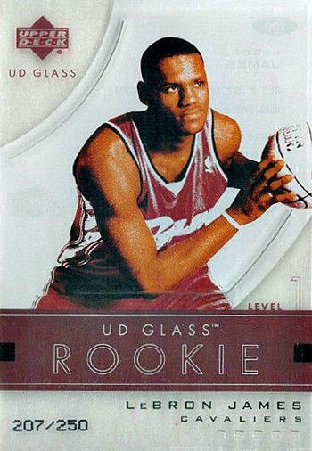 top-ten-best-03-04-lebron-james-king-chosen-one-rookie-autograph-cards-upper-deck-ud-glass