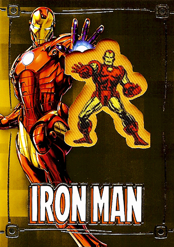 2015-Upper-Deck-Convention-Exclusive-Marvel-Avengers-Iron-Man