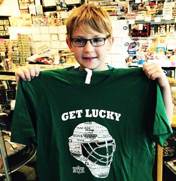 Players-Choice-Kelowna-BC-Upper-Deck-Silver-Celebration-Event-Get-Lucky-Young-Guns-Shirt