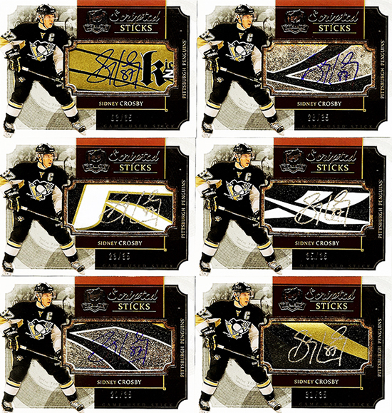 2013-14-NHL-The-Cup-Upper-Deck-Scripted-Sticks-Sidney-Crosby