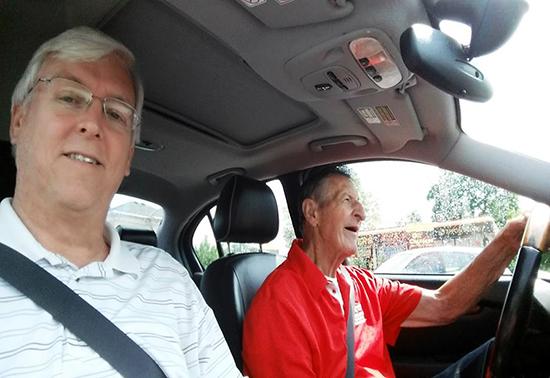 Dan-Tracy-Upper-Deck-Diamond-Club-Member-Walter-Gretzky-Driving