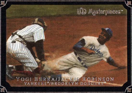 Upper-Deck-Yogi-Berra-Jackie-Robinson-Home-Plate-Masterpieces