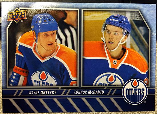 2015-16-Upper-Deck-Fall-Expo-SP3-Connor-McDavid-Wayne-Gretzky-Short-Print