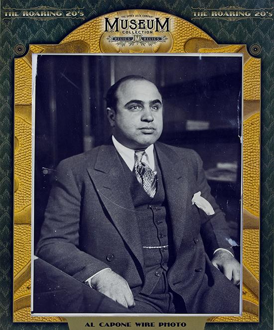 2015-Goodwin-Champions-Museum-Collection-Roaring-20s-Al-Capone-Wire-Photo