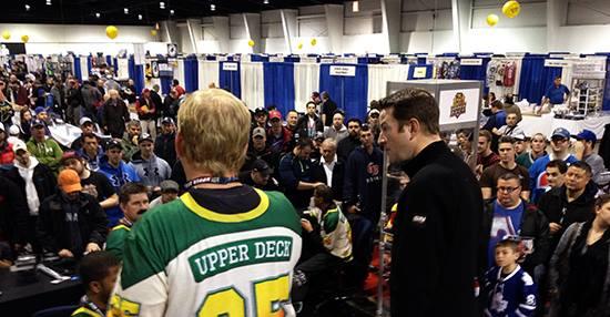 Upper-Deck-Sportscard-Memorabilia-Expo-Raffle-Collect-NHL