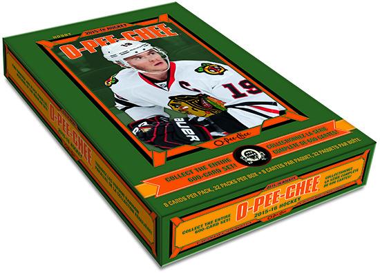 Chris-Read-Canadian-Dad-Upper-Deck-NHL-Hockey-Cards-O-Pee-Chee-Box