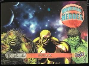 Universal Heroes Hulk