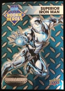 Rookie Heroes Superior Iron Man