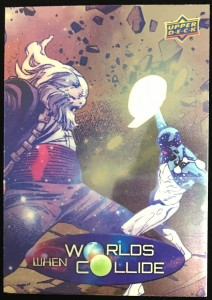 When Worlds Collide Captain Universe & Solus
