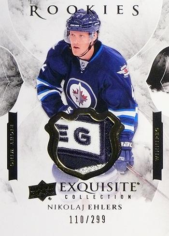 2015-16-Upper-Deck-NHL-Exquisite-Collection-Patch-Nikolaj-Ehlers-Rookie