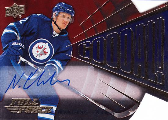 2015-16-Upper-Deck-NHL-Full-Force-Autograph-GOAAAAAL-Card-Rookie