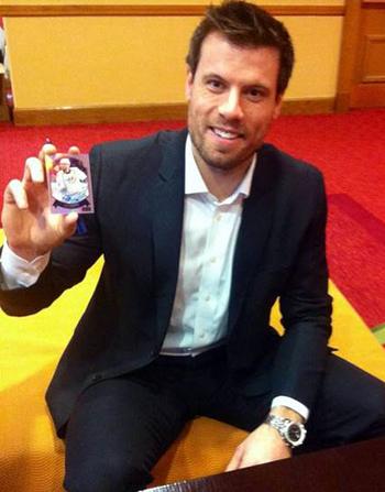 2015-NHL-All-Star-Fan-Fair-Weekend-Best-Moments-Upper-Deck-Autograph-Session-Shea-Weber