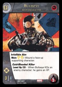 Bullseye MC1