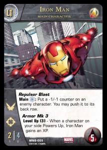 Iron Man MC1