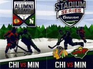 Upper Deck Planning a Variety of Promotions around the Stadium Series in Minnesota!