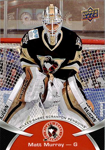 2015-16-NHL-Upper-Deck-AHL-Matt-Murray-Goalie-XRC