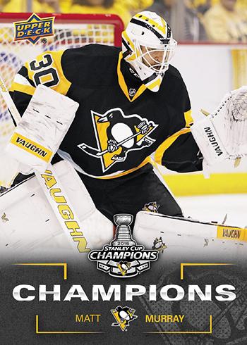 2016-Upper-Deck-Stanley-Cup-Champion-Pittsburgh-Penguins-Matt-Murray