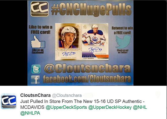2015-16-NHL-SP-Authentic-autograph-clouts-n-chara-autograph-connor-mcdavid-rookie