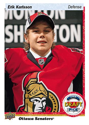 2016-Upper-Deck-NHL-Draft-Pick-Set-Erik-Karlsson