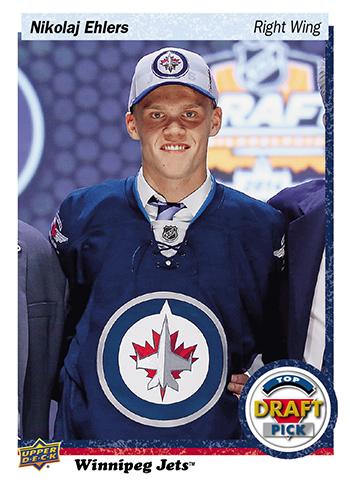 2016-Upper-Deck-NHL-Draft-Pick-Set-Nikolaj-Ehlers