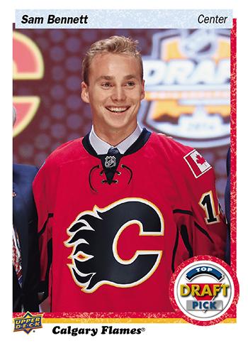 2016-Upper-Deck-NHL-Draft-Pick-Set-Sam-Bennett
