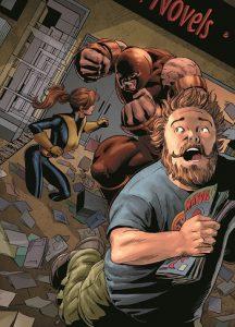2016-upper-deck-legendary-civil-war-preview-art-comic-shop-owner-bystander-art