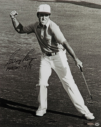 gary-player-autographed-victory-celebration-photo-masters-1978-upper-deck-authenticated